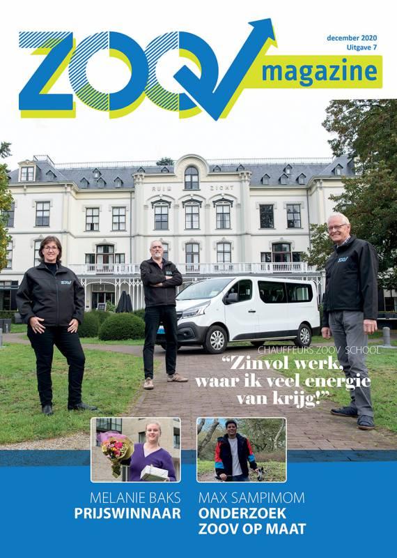 Afbeelding: ZOOV Magazine - uitgave 7 - Winter 2020