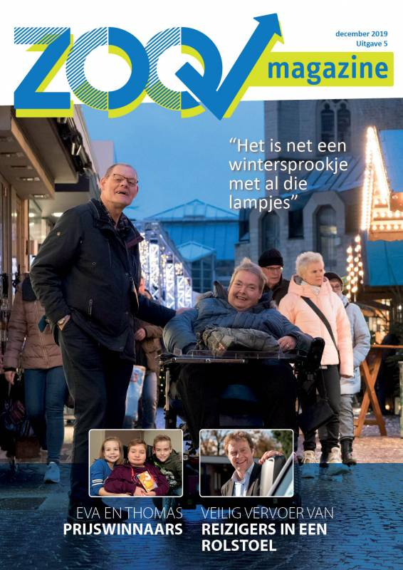 ZOOV Magazine - Uitgave 5 - Winter 2019