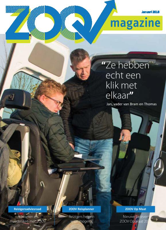 ZOOV Magazine - Uitgave 1 - Najaar 2017