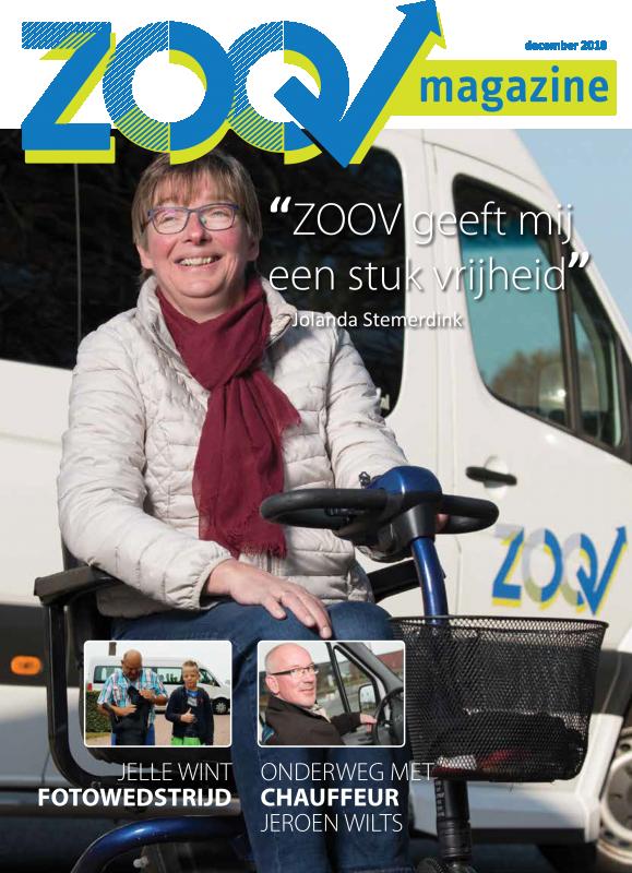ZOOV Magazine - Uitgave 3 - Najaar 2018