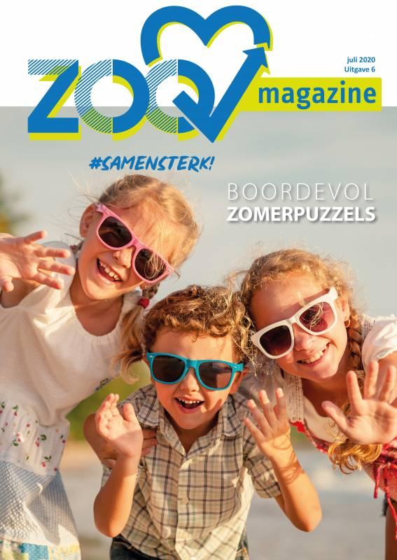 ZOOV Magazine - Uitgave 6 - Zomer 2020