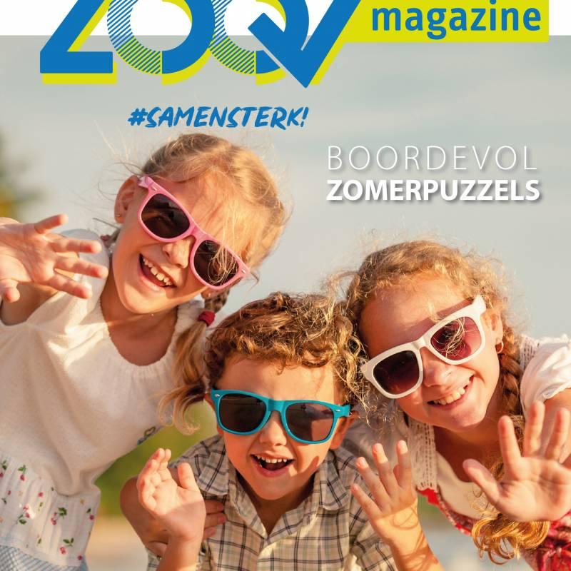 Afbeelding: ZOOV Magazine deze week in uw brievenbus