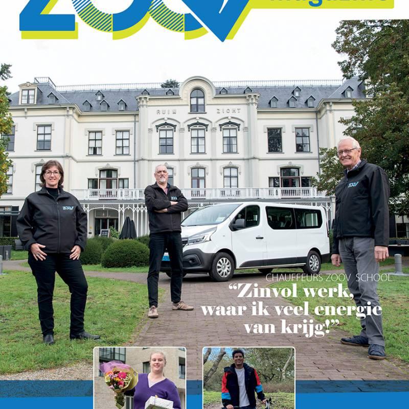 Nieuwe editie ZOOV Magazine vanaf deze week bij u in de bus